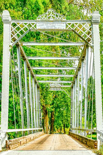 Wrought Iron Bridge