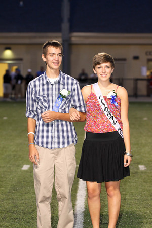 Homecoming Court 2012