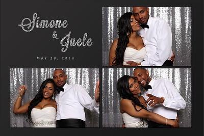 Simone & Juele's Wedding Photo Booth