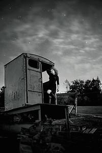 simone train car sky edit 2 bw