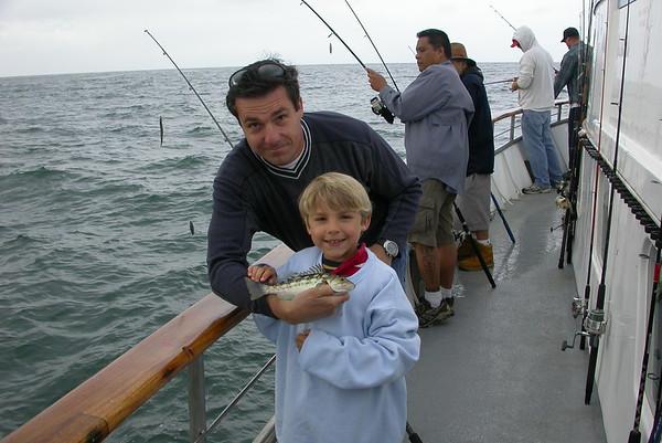 2010 Simon's Net Fishing Trips