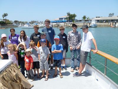 2013 Simon's Net Fishing Trips
