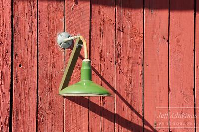 Weathered Lamp