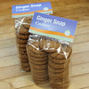 Ginger Snap Cookies, 8 oz. packages