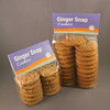 Ginger Snap cookies - Available in 4 oz and 8 oz packages