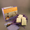 Springerle Cookies - Available in 12-count gift box, 12-ount cello bag, and 6-count cello bag packages. (Pictured here: the contents of the Springerle gift box)