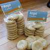 Our newest cookie offering - Angel Cookies! Available in 4 oz and 8 oz packages.