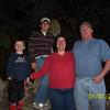 Jeff, Sheila, Evan (14), and Ethan (5) Wheelis