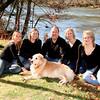 Greg, Kathy, Lindsay (19), Heather (18), and Courtney (16) Eierman