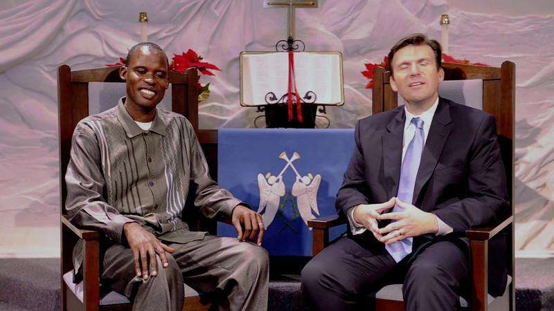 Pastor Elijah Sebuchu