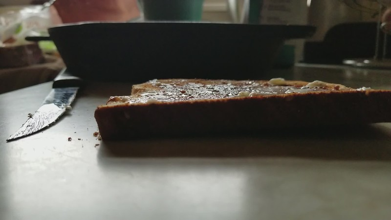 Hot Buttery Toast