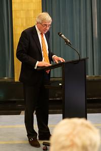 Ebbo de Jong, organisator