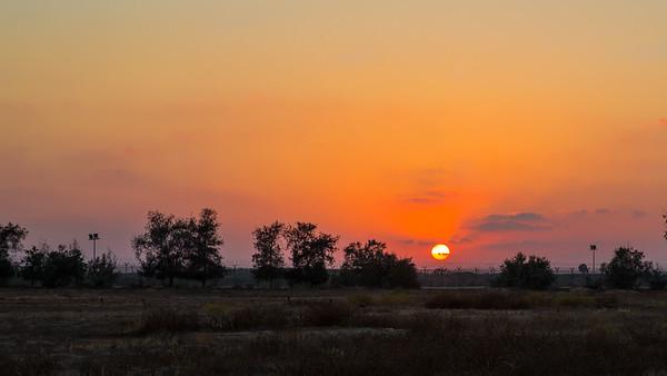 North Sinai Sunset