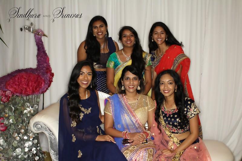 Sindhura & Srinivas Wedding (SkinGlow Booth)