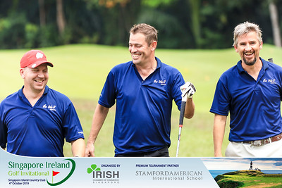 © Singapore Ireland Golf Invitational 2019