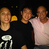 New friends at Timbre's, Singapore