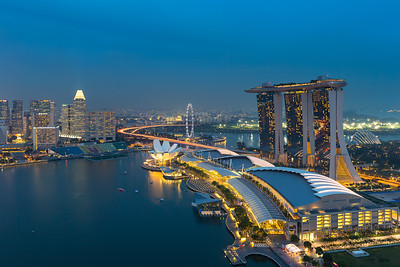 Marina Bay Sands Integrated Resort