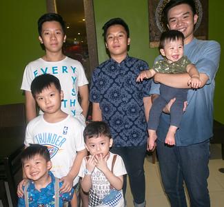 Grandchildren of  Eggie, MeiLing