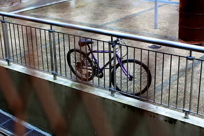 Bike at Carpark, Ghim Moh