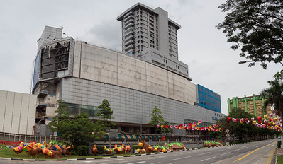 Soon it will be the year of the rooster. We say goodbye to Pearls Centre, a forgotten icon of Singapore's shopping scene