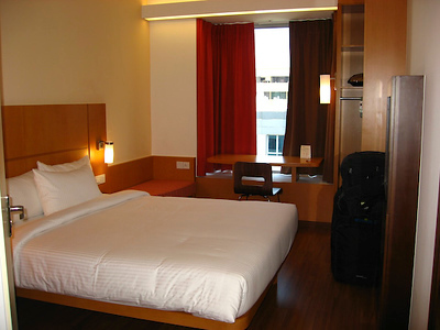 Ibis Singapore Hotel Review, image copyright Chris Mitchell