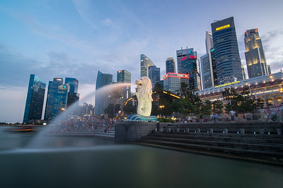 1 Day Singapore Must See Itinerary, image copyright David Russo
