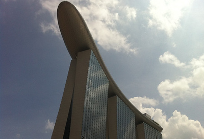Marina Bay Sands, Singapore: A Quick Guide, image copyright Chris Mitchell