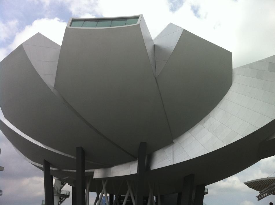 Marina Bay Sands ArtScience Museum
