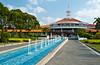 The fountains of Sentosa Island Singapore, East Asia.