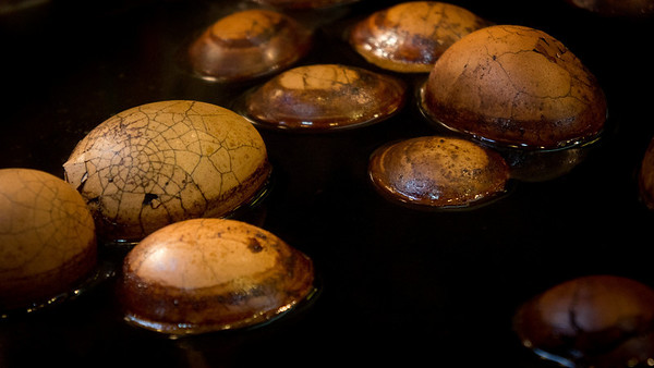 Tea Eggs (Photo by Seto)