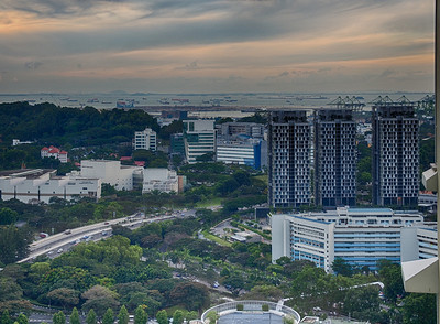 The new Kent Vale. National University of Singapore, Dec, 2012.