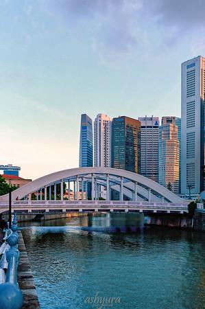 Singapore: Boat Quay