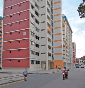 Bukit Batok, HDB Estate