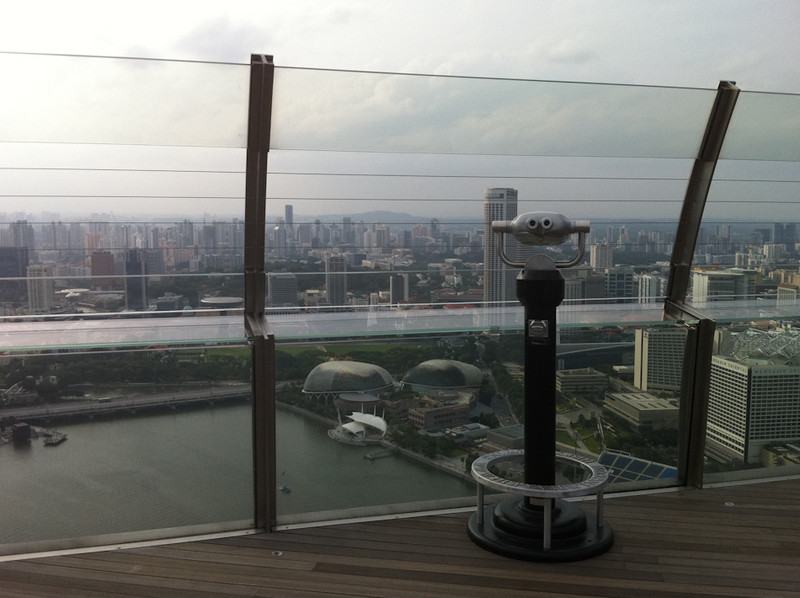 One of the telescopes of the SkyPark