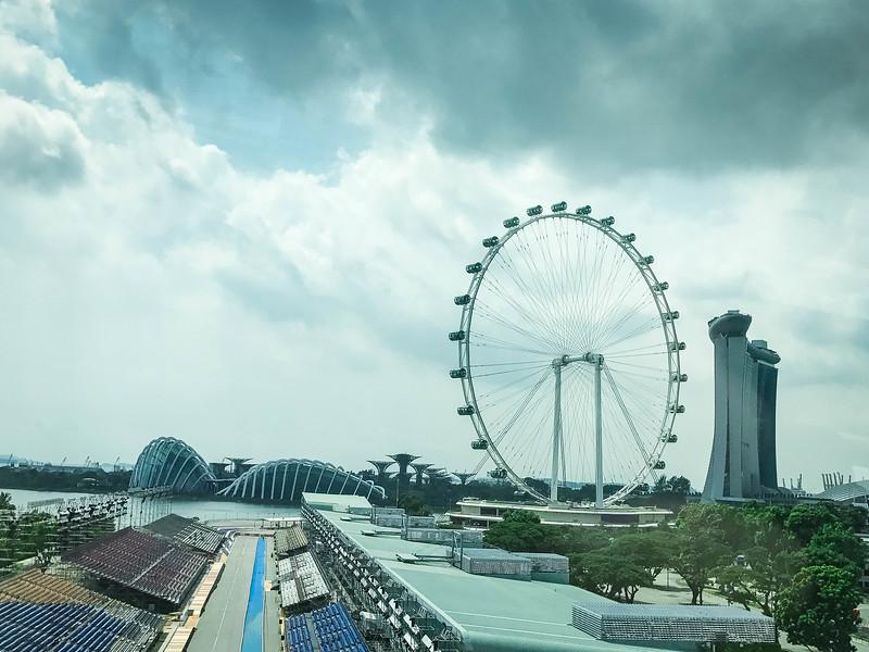 westin singapore location