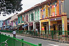 Colorful building in Little India