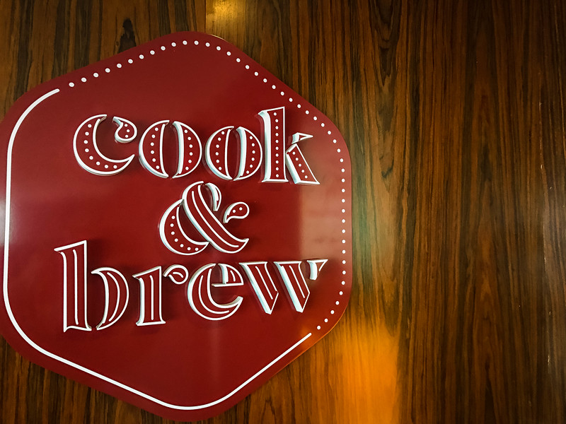 cook and brew restaurant