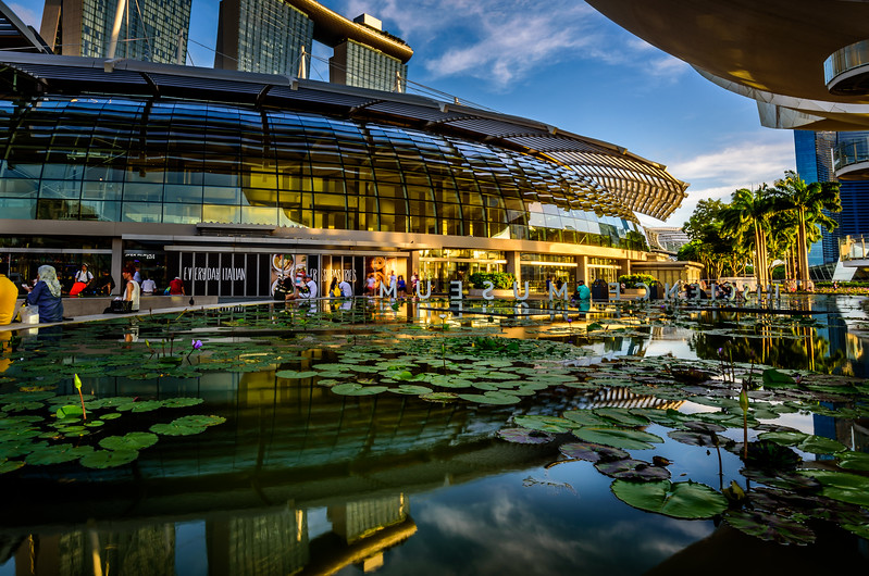 Singapore Art Science Museum