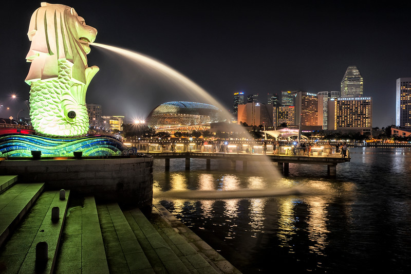 Merlion Nights