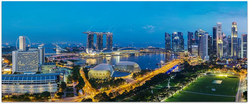 Singapore Evening