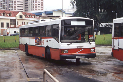Singapore Bus Services SBS994H Orchard Rd Singapore Sep 98