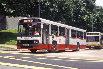 Singapore Bus Services SBS1729B Bukit Merah Bus Stn Singapore Sep 98
