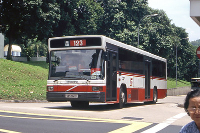 Singapore Bus Services SBS1941D Bukit Merah Bus Stn Singapore Sep 98