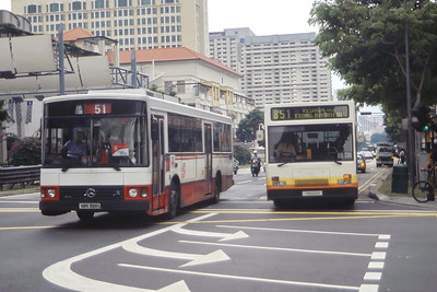 Singapore Bus Services SBS320C_Trans Island TIB820H Little India Singapore Sep 98