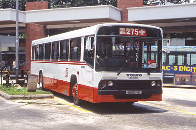 Singapore Bus Services SBS1717K Bukit Merah Bus Stn Singapore Sep 98