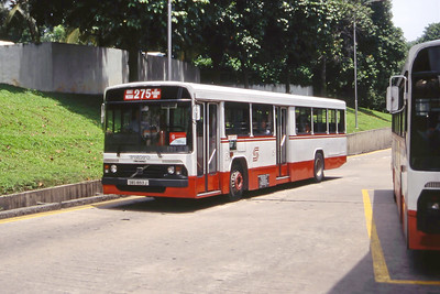 Singapore Bus Services SBS1893J Bukit Merah Interchange Singapore Sep 98