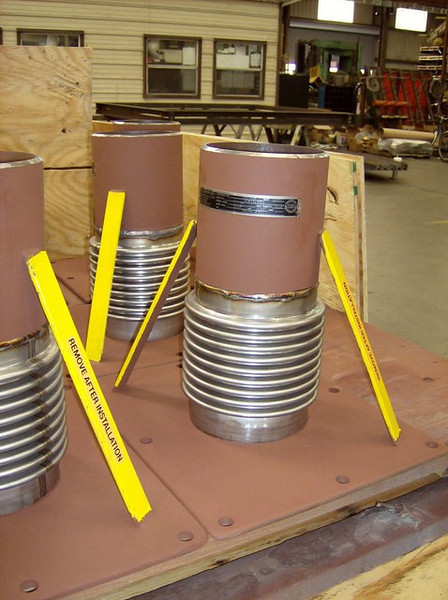 Single Expansion Joints for a Refinery in Asia (Ref#92439 - 08/22/2007)