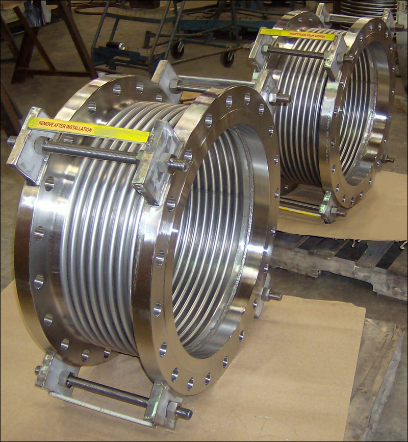 Fabricated Single Tied Expansion Joints (#93410 - 12/26/2007)