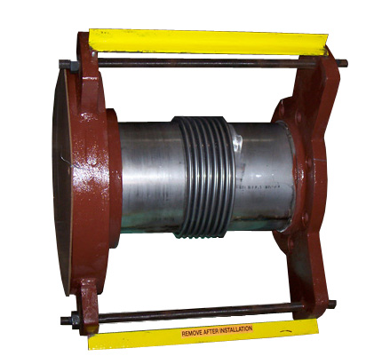 "8"" a Single Expansion Joint for an Emergency Shutdown (#91210 - 01/30/08)"