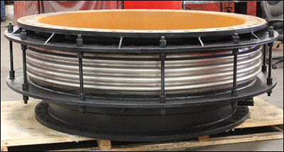 Single Tied Expansion Joint (#115542 - 11/07/2011)